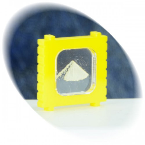 Sand in the yellow box token