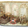 Artist's studio & Nursery  - Children's room for dolls