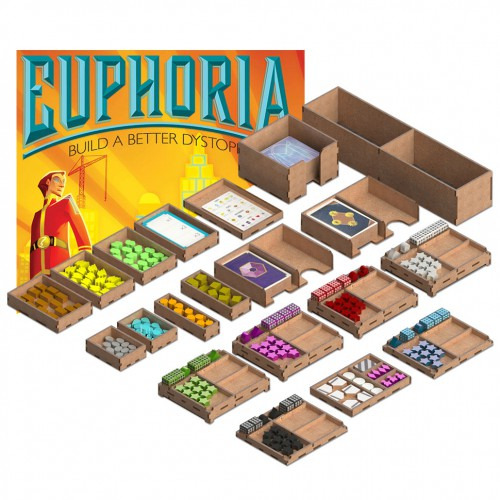 Euphoria board game insert