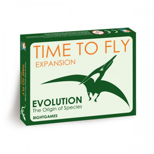 Evolution board game Time to Fly Expansion
