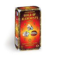 Potion-making. Guild of Alchemists. Expansion.