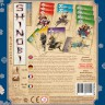 Shinobi. War of clans board game - Back side of the Shinobi. War of clans box