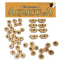 Food tokens set (for Agricola)