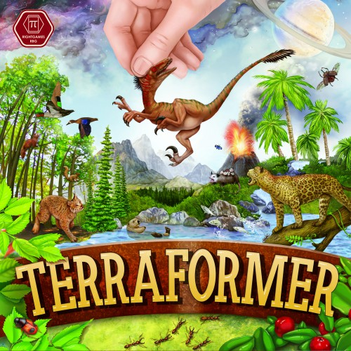 Terraformer  Terraformer is a great example of a popular science game.