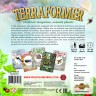 Terraformer  - Terraformer board game. Back side of the box