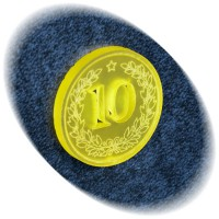 10-gold coin (for Istanbul)