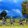 Warriors of Sparta  - Ancient Greek army miniatures 40 mm for war games