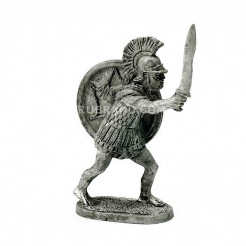 Hoplite with a Sword  Hoplite with a Sword is a miniature for collectors.