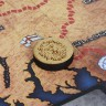 Wooden tokens set (for Swords and Bagpipes)  - Wooden Scotland Defeats marker