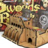 The castle. Player's organizer (for Swords and Bagpipes)  - The Castle for Swords and Bagpipes