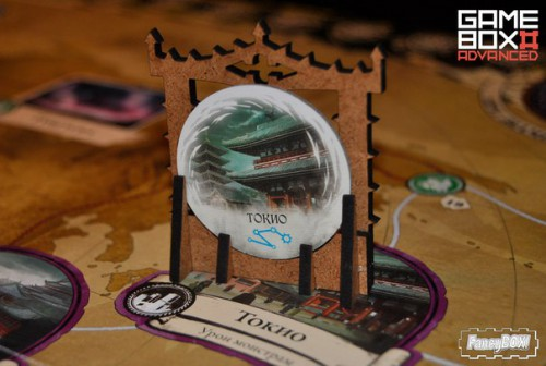 Gate stands (Eldritch Horror and Arkham Horror)  Gate stands (Eldritch Horror and Arkham Horror) are right choice for boardgamers!