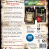 The Kingdoms of Crusaders board game: Ordonnance. Expansion  - Back side of the The Kingdoms of Crusaders. Ordonnance. Expansion. boardgame