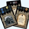 The Kingdoms of Crusaders board game: Ordonnance. Expansion  - An example of the playing cards from the The Kingdoms of Crusaders. Ordonnance. Expansion. boardgame