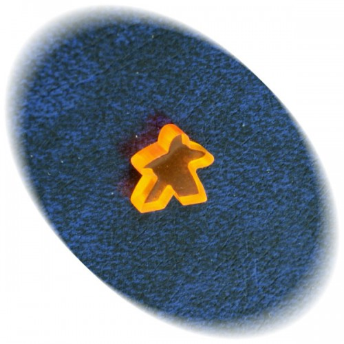Small meeple token type #1