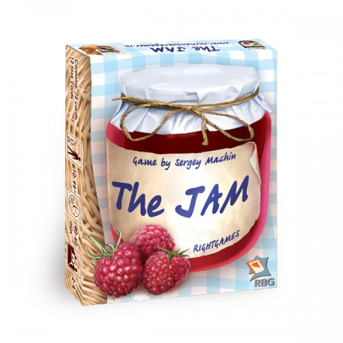 The Jam board game The Jam is a card game created by Sergey Machin!