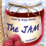 The Jam board game - Front side of the The Jam boardgame