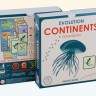 Evolution board game Continents Expansion - Evolution expansion. Continents boardgame made by Rightgames