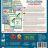 Evolution board game Continents Expansion - Back side of the Evolution expansion. Continents boardgame by Rightgames