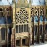 Gothic cathedral  - Gothic cathedral decoration