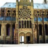 Gothic cathedral  - Gothic cathedral model's decorative elements