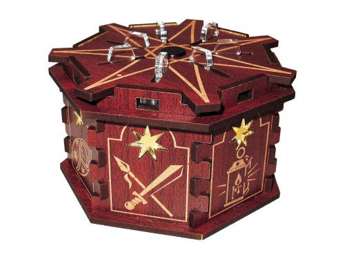 Chest of High Septon  Chest of High Septon  is a storage box with a secret lock.