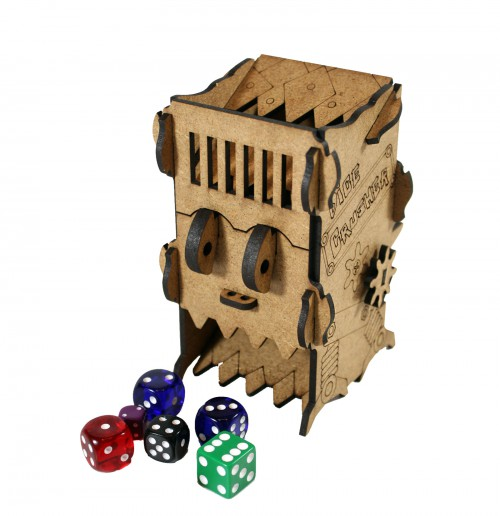Dice Crusher Dice Tower