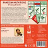 Evolution: Random Mutations board game expansion - Back side of the Evolution. Random Mutations