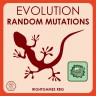 Evolution: Random Mutations board game expansion - Front size of the Random Mutations boardgame