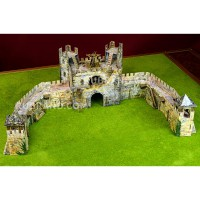 Castle gate set