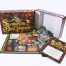 Swords and Bagpipes board game - Content of the Swords and Bagpipes game