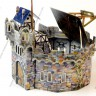 Country buildings set  - Barbican terrain for war game