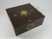 Mansion of Madness 2nd edition Box for Miniatures (Brown Edition)