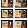 Swords and Bagpipes board game Special Dagger deck  - Swords and Bagpipes board game Special Dagger deck