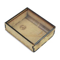 Token Storage Box - One Section