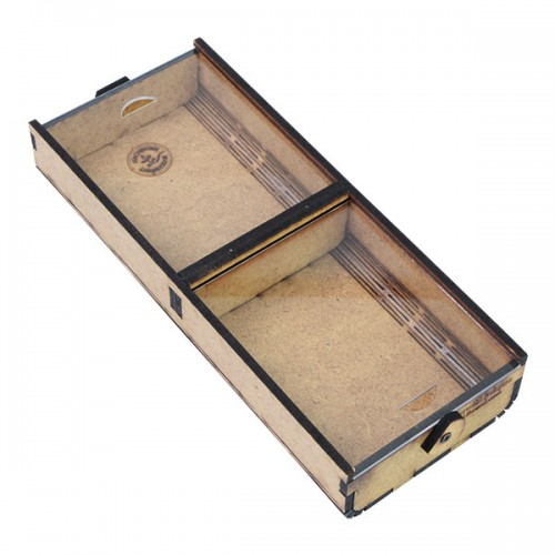 Token Storage Box - Two Sections