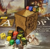 Fantasy Pocket Dice Tower