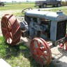 Fordson tractor  - Fordson F tractor prototype