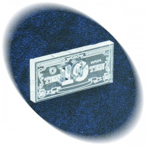 Game Money / 10-dollar token, type 2