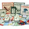 Evolution Board game with Expansions Set  - Evolution board games content