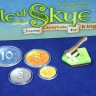 Axe token (for Isle of Skye)  - Additional accessories (protective bumpers for money tokens and axe markers) for Isle of Skye board game