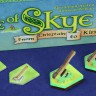Axe token (for Isle of Skye)  - Luxurious Axe tokens for Isle of Skye board game