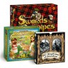 Historical board game set - Special offer - The Kingdoms of Crusaders, Swords&Bagipes, Founders of the Empire