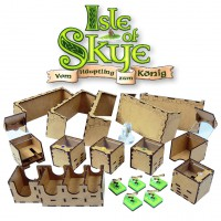 Game organizer (for Isle of Skye)
