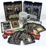 The Kingdoms of Crusaders board game set with expansion - The Kingdoms of Crusaders board games with scale mug