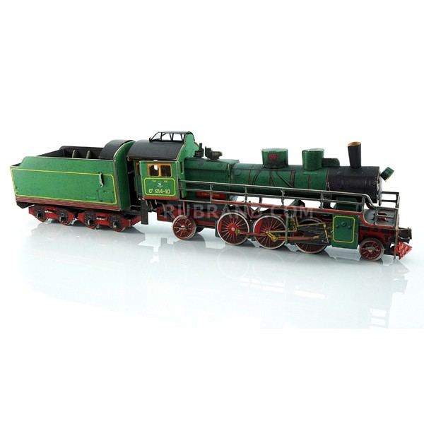 Buy Su 214 steam locomotive in online store RuBrand com with worldwide  delivery