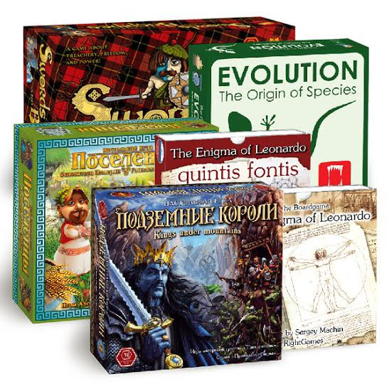 board games set evolution kings under mountains founders of the