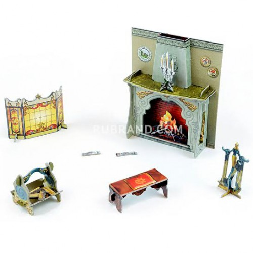 Fireplace  Fireplace is perfect item for your dollhouse!