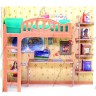 Pupil's corner  - Furniture for Dollhouse