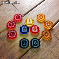 TokenForge Core (46 tokens for KeyForge)