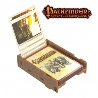 Small cardholder for 40-cards deck (Pathfinder)